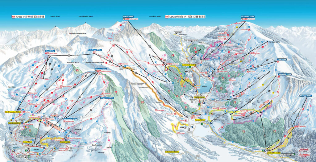Image result for sursés zwitserland skiing